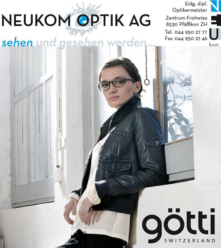 Neukom Optik AG 20x22cm