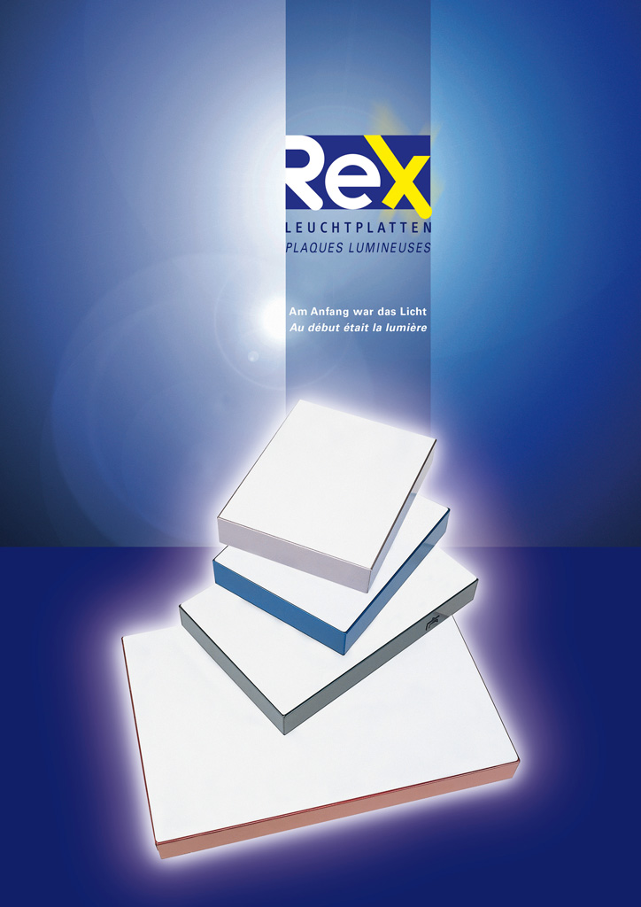 Rex, A4, 4 Seiten