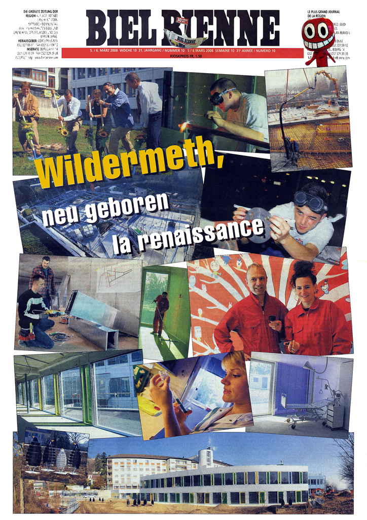Sonderausgabe Wildermeth